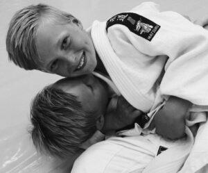 Judo in Leeuwarden voor kinderen