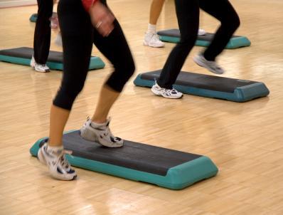Step sport in Leeuwarden bij Sportschool de Leeuw