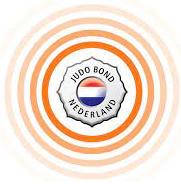 Judo bond Nederland logo Sportschool de Leeuw