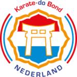 Karate bond logo Sportschool de Leeuw Leeuwarden